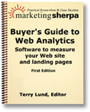 Buyer's Guide to Web Analytics